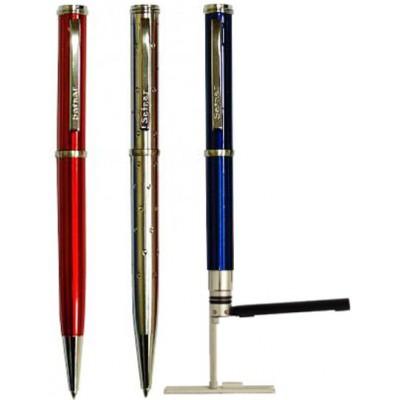 Pildspalva-zīmogs (metālā korpusa)